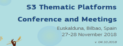 S3 Thematic Platforms Conference and Meetings